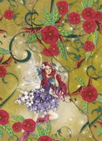 Encre Violette - Carnet fée.