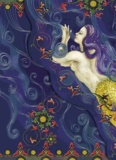 Encre Violette - Carnet sirène.