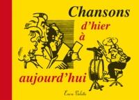 Encre Violette - Chansons d'hier à aujourd'hui.