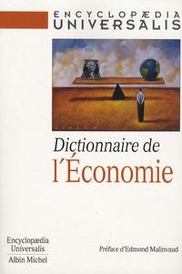 Encyclopaedia Universalis - Dictionnaire de l'Economie.