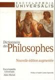 Encyclopaedia Universalis - Dictionnaire des Philosophes.