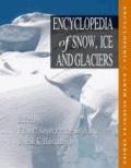 Vijay P. Singh - Encyclopedia of Snow, Ice and Glaciers.