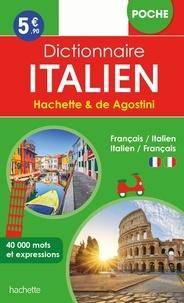 Enea Balmas et Daniela Boccassini - Dictionnaire de poche Hachette & de Agostini - Français-italien, italien-français.