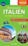 Enea Balmas - Dictionnaire Italien Hachette & de Agostini - Français-italien.