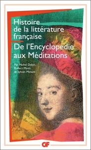 Enea Balmas et Yves Giraud - Histoire de la littérature française - De Villon à Ronsard.