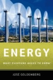 Energy - What Everyone Needs to Know.