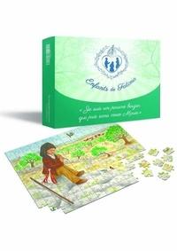 Enfants de Fatima - François, berger de Marie - Puzzle.