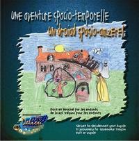 Enfants de la MJC Tregunc - Une aventure spatio-temporelle : Un droiad spasio-amzerel.
