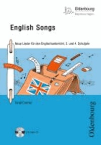 English Songs - Neue Lieder für den Englischunterricht, 3. und 4. Schuljahr.