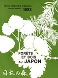 ENGREF - Revue forestière française N° spécial 1983 : Forêts et bois au Japon.