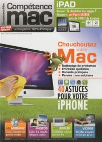 Gérald Vidamment - Compétence Mac N° 11, Avril-mai 201 : Chouchoutez votre Mac.