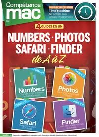 Christophe Schmitt - Compétence Mac N° 59 : Numbers, Photos, Safari, Finder.