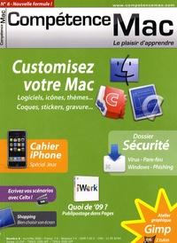 David Bosman - Compétence Mac N° 6, Avril/Mai 2009 : .