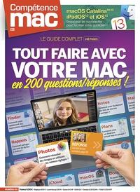 Christophe Schmitt - Compétence Mac N° 65 : Tout faire avec votre Mac en 200 questions/réponses.