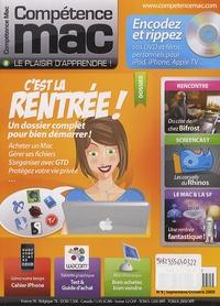 David Bosman - Compétence Mac N° 8, Sept-Oct 2009 : C'est la rentrée !.