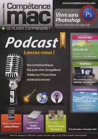 David Bosman - Compétence Mac N° 9, Novembre-décem : Podcast.