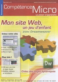 Johann-Christian Hanke - Compétence Micro N° 2, Mai-Juin 2008 : Mon site Web, un jeu d'enfant avec Dreamweaver.