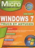 David Bosman - Compétence Micro N° 2 : Windows 7 - Trucs et astuces.