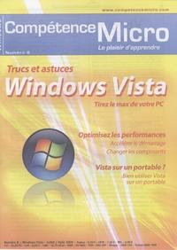 Paul McFedries - Compétence Micro N° 8, Juillet-août 2 : Windows Vista - Trucs et astuces.