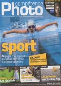 Gérald Vidamment - Compétence Photo N° 16, Mai-Juin 2010 : Sport.