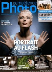Gérald Vidamment - Compétence Photo N° 22, Mai-Juin 2011 : Portrait au flash.