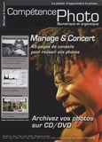 Gérald Vidamment et David Bosman - Compétence Photo N° 5, Avril-Mai-Juin : Mariage & Concert.