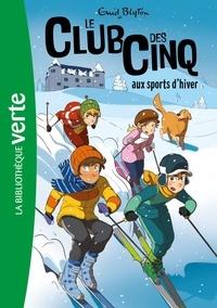 Enid Blyton - Le Club des Cinq 09 - Le Club des Cinq aux sports d'hiver.