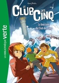 Enid Blyton - Le Club des Cinq 19 NED - La boussole du Club des Cinq.