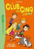 Enid Blyton - Le Club des Cinq Junior Tome 6 : Quel flair, ce Dagobert !.