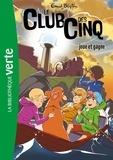 Enid Blyton - Le Club des Cinq Tome 13 : Le Club des Cinq joue et gagne.