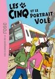Enid Blyton - Le Club des Cinq Tome 34 : Les cinq et le portrait volé.