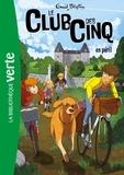 Enid Blyton - Le Club des Cinq Tome 5 : Le club des cinq en péril.