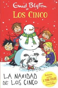 Enid Blyton - Los Cinco  : La Navidad de Los Cinco - Historias cortas.