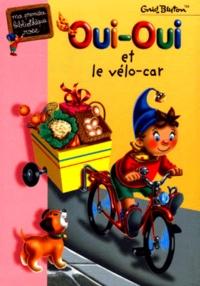 Ucareoutplacement.be Oui-Oui et le vélo-car Image