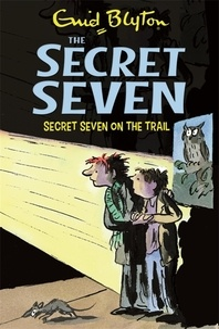 Enid Blyton et Esther Wane - Secret Seven On The Trail - Book 4.