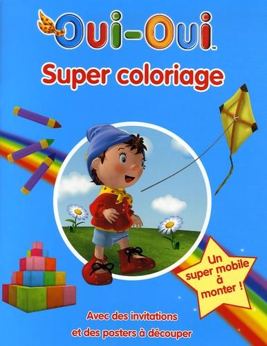 Enid Blyton - Super coloriage.
