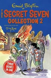 Enid Blyton - The Secret Seven Collection 2 - Books 4-6.
