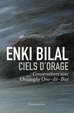 Enki Bilal - Ciels d'orage.