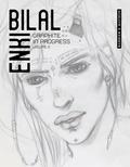 Enki Bilal - Graphite in progress - Volume 2.