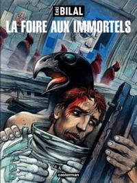 Enki Bilal - Nikopol Tome 1 : La foire aux immortels.