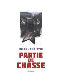Enki Bilal et Pierre Christin - Partie de chasse - Edition 30e anniversaire.