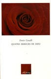 Ennio Cavalli - Quatre erreurs de Dieu.