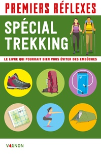 Enora Surel et Candie Trier - Premiers réflexes spécial trekking.