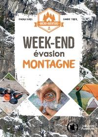 Enora Surel et Candie Trier - Week-end évasion - Montagne.