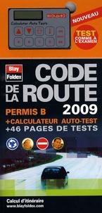 Code de la route permis B - Avec calculateur auto-test.pdf