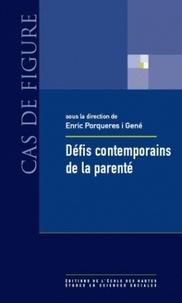 Enric Porqueres i Gené - Défis contemporains de la parenté.