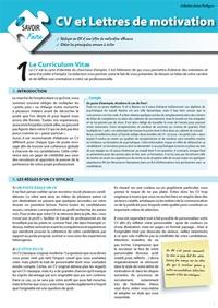 CV et lettres de motivation.pdf