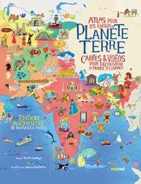 Planète terre - Atlas pour les enfants, cartes et videos pour découvrir le monde et lespace.pdf