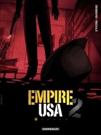 Enrico Marini et Henri Reculé - Empire USA saison 2 Tome 1 : .