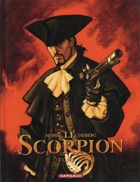 Enrico Marini et Stephen Desberg - Le Scorpion Tome 12 : Le mauvais augure - Edition 10e anniversaire.